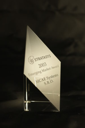 certifikat oceneni mcae systems 2003