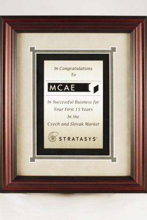 certifikat oceneni mcae systems