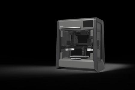 3D tisk z kovu pro kancelářské prostředí