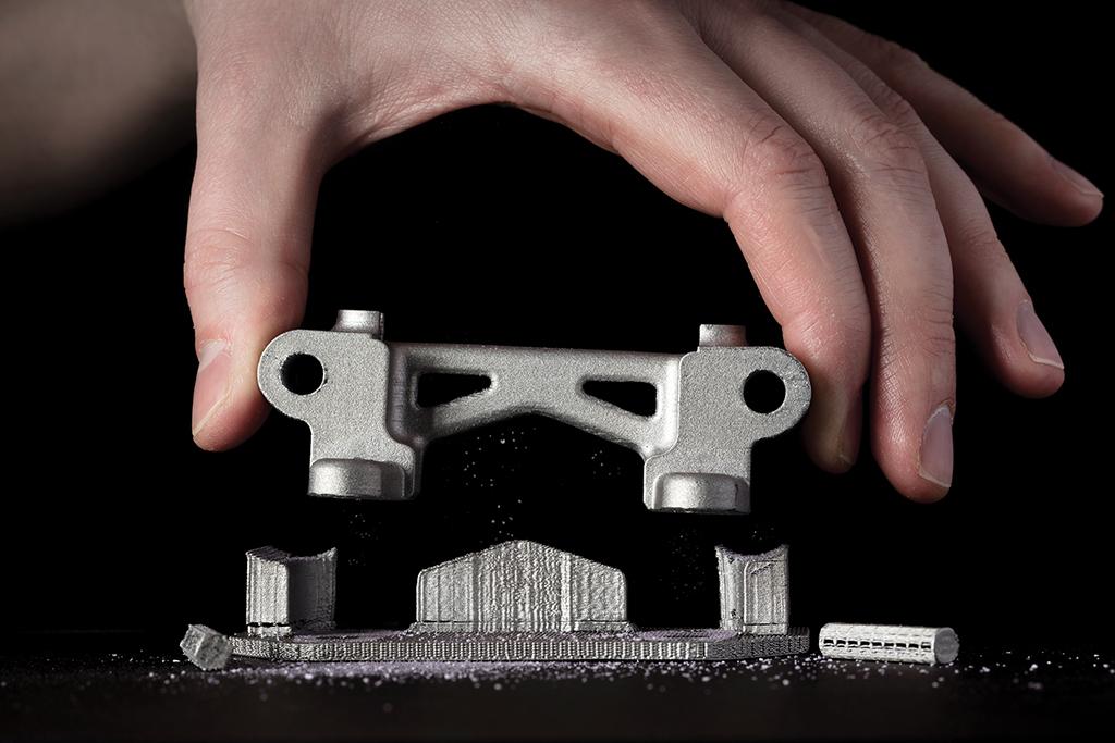 Odlamovací podpory 3D tisk