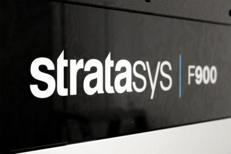 stratasys f900 logo
