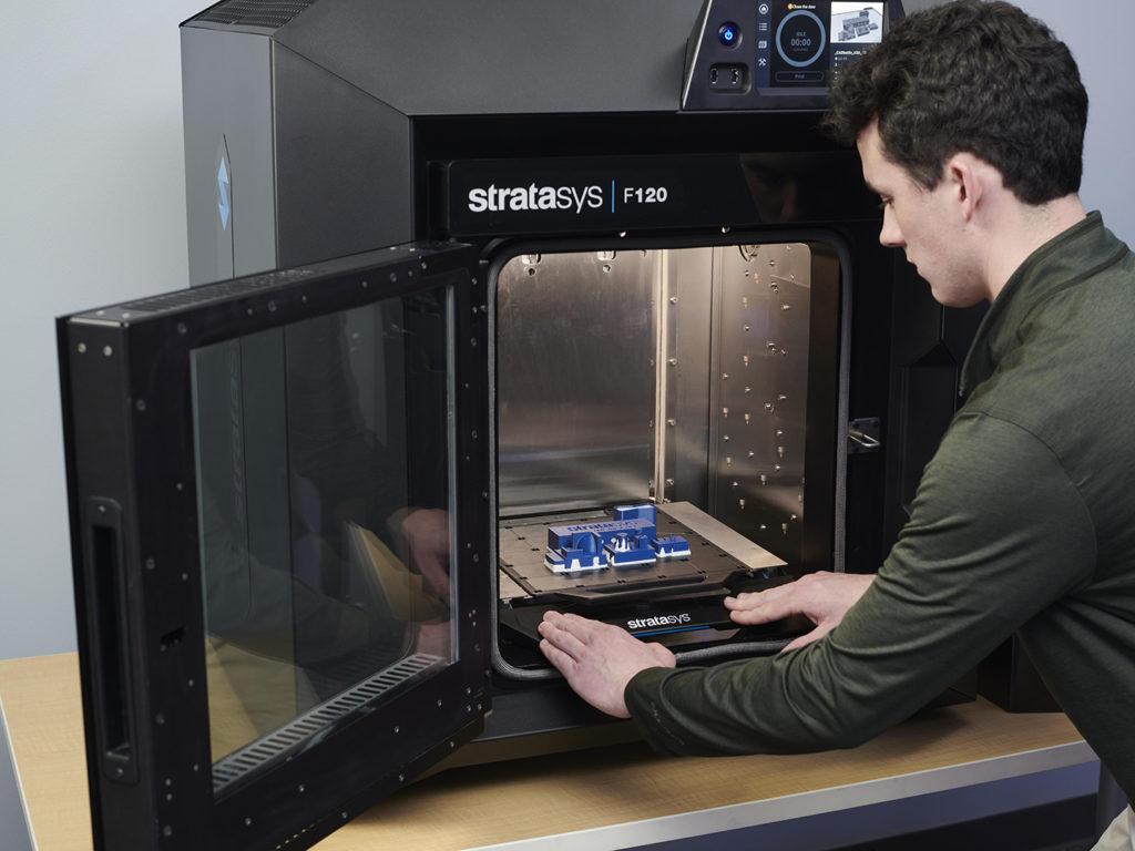 Protypování 3D tiskem v kanceláři