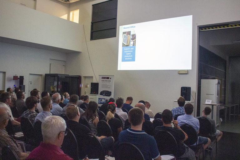 seminář mcae 3d technologie