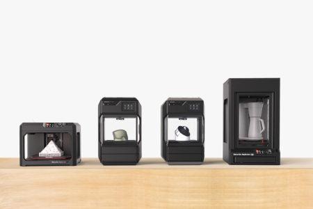 Rodina 3D tiskáren MakerBot