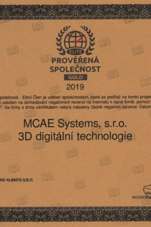 certifikat mcae 2019