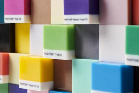 barevný 3d tisk pantone