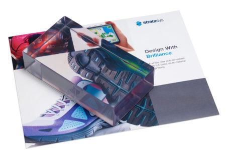 Průhledné modely 3D tiskem