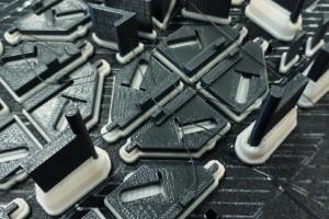 přípravky z 3D tiskárny