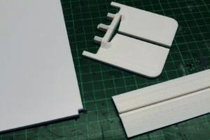 výtisky z 3D tiskárny