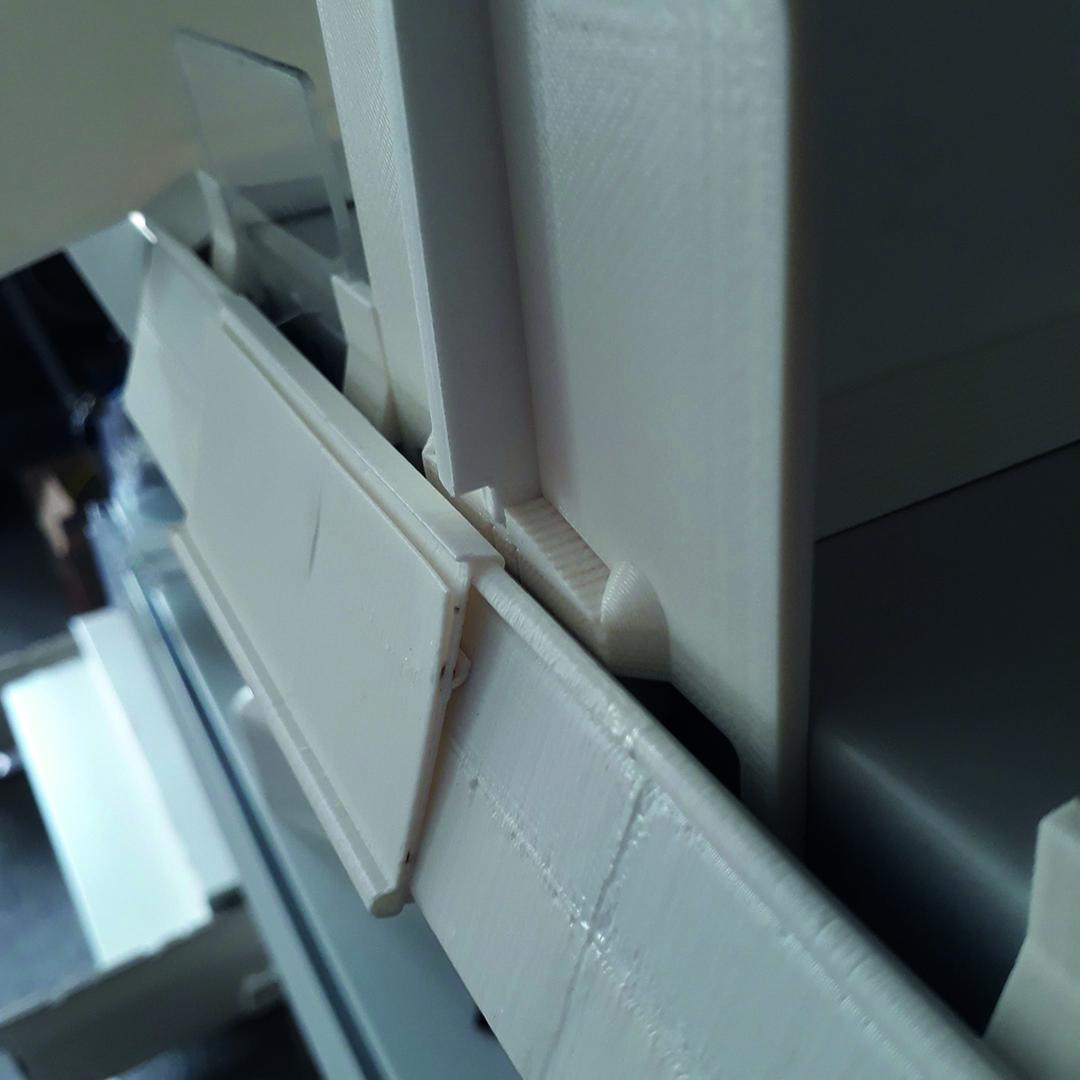detail 3D výtisku