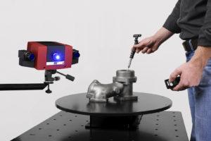 atos skener a prototypování