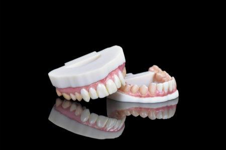 3d tisk zubních náhrad