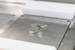 3d tisk z kovového prášku