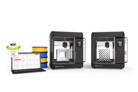 výuka pomocí 3d tiskárny makerbot sketch classroom