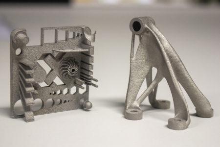 3d tisk z kovu xact metal