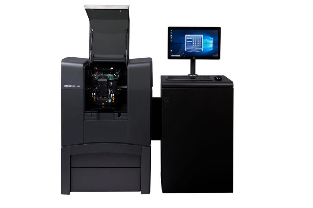3D tiskárna J826 pro design
