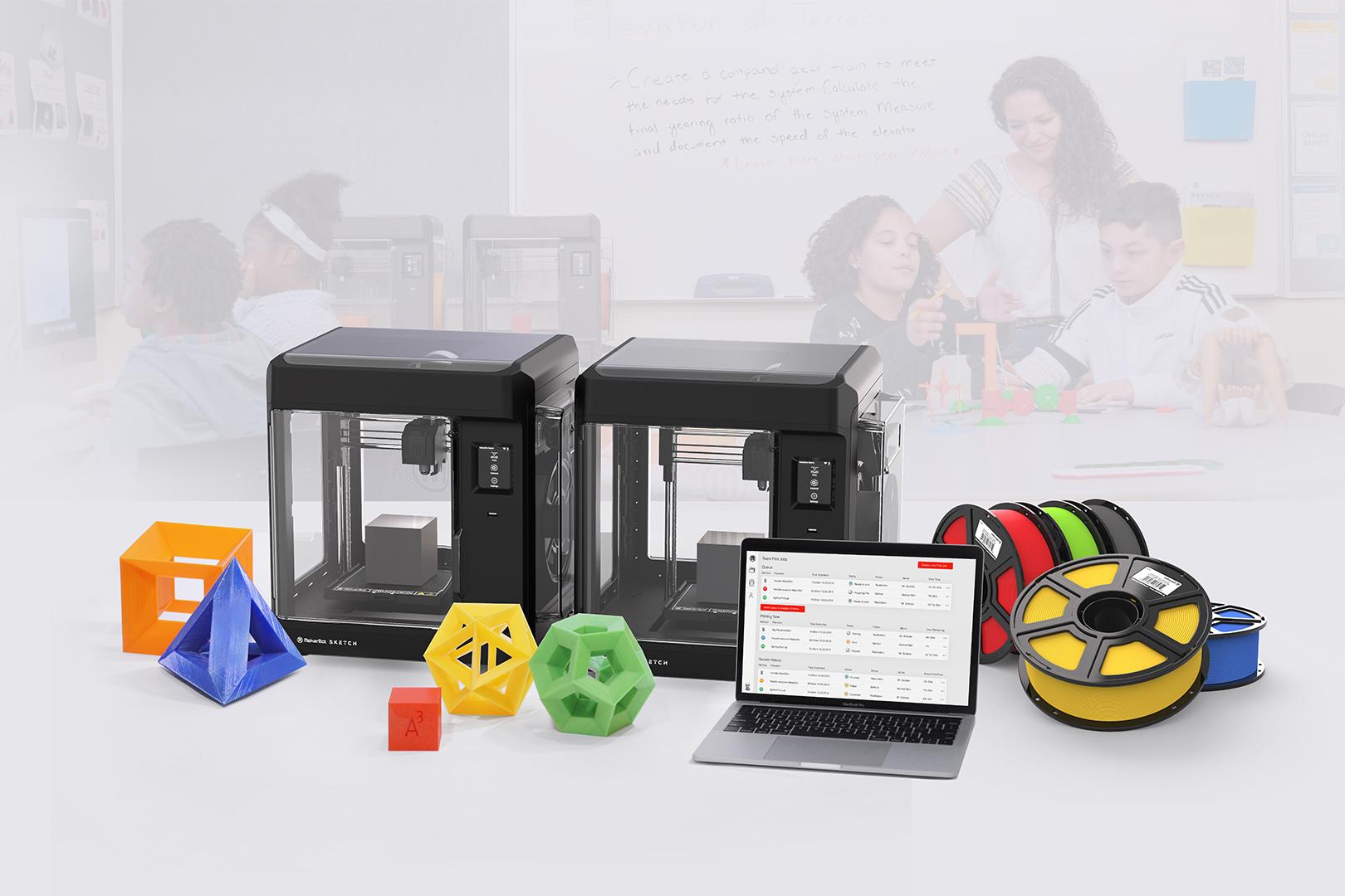 3D tiskárna MakerBot Z18