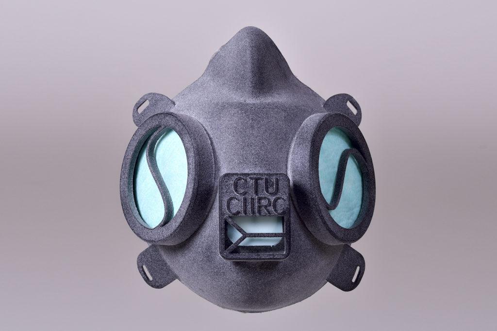 3d tisk respirátor