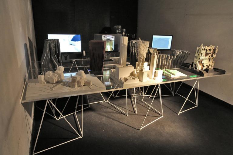 3d tisk makerbot organická struktura