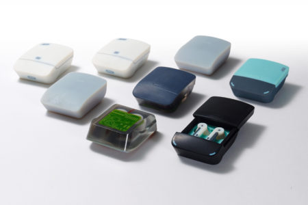 barevný prototyp design 3d tisk