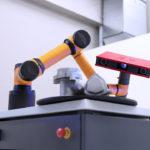 ATOS ScanCobot a ATOS Core
