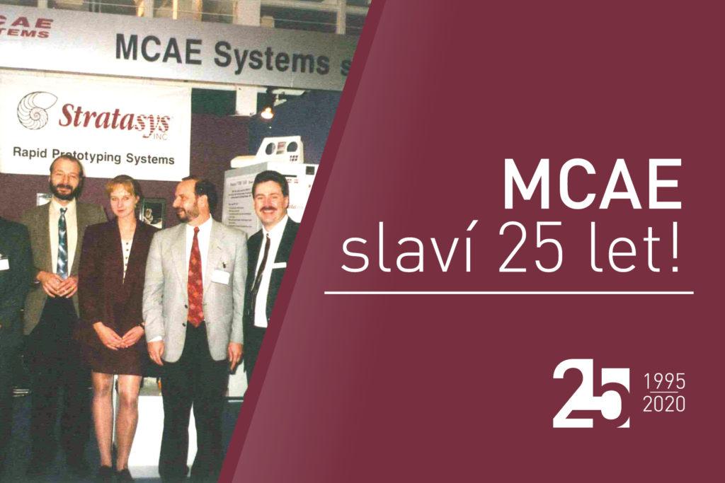 mcae 25 let