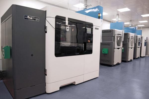 3D tiskárna Fortus
