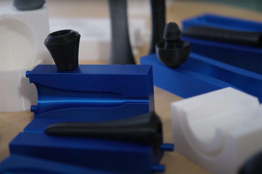 vyroba silikonoveho dilatatoru