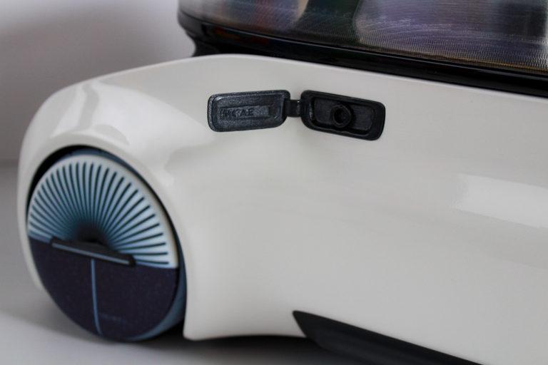 3d funkcni auto prototyp