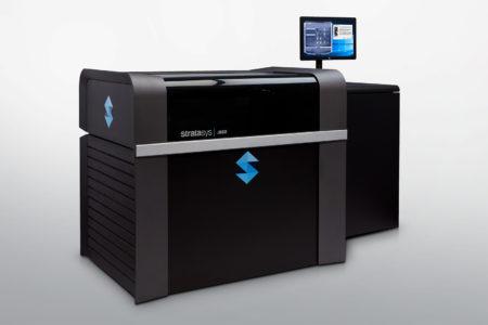j850 3d tiskarna stratasys