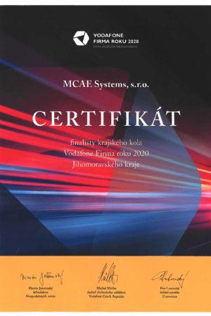 certifikat vodafone firma