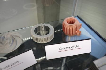 3D tisk z kovů měd