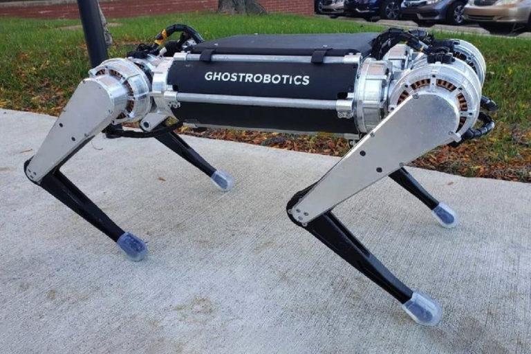 3D tisk robotů
