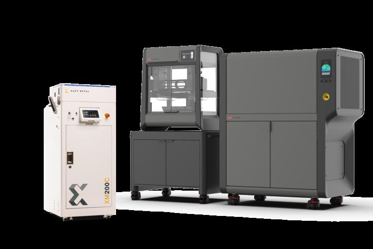 kov xact desktop metal 3D tiskárna