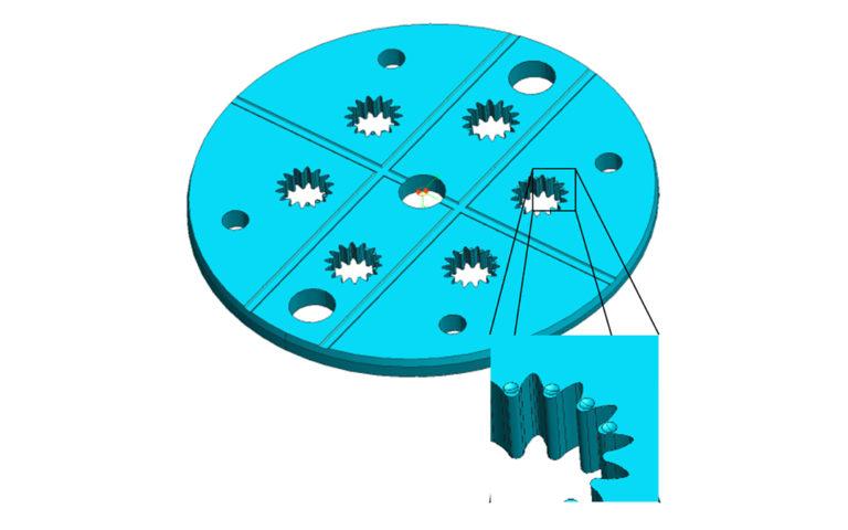 Buhler motor a reverse engineering
