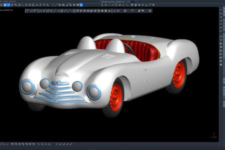 Tebis Skoda Sport Reverse engineering