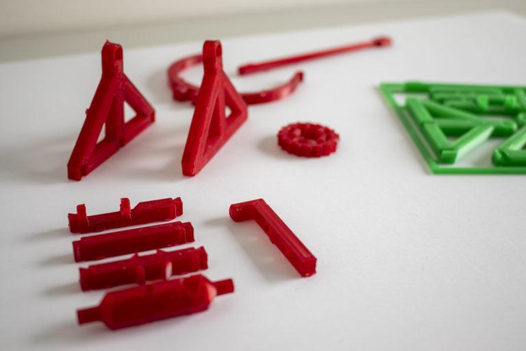 3D tiskárna do škol