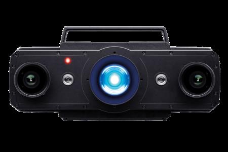 GOM ATOS 5 3D optický skener