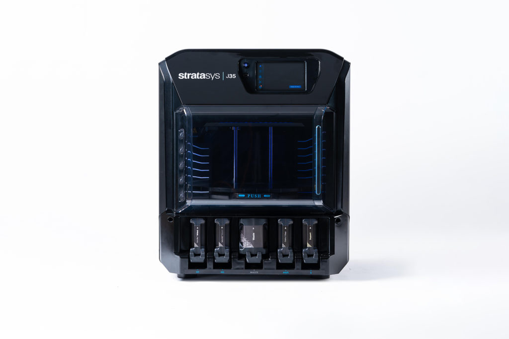 stratasys j35 3D tiskárna