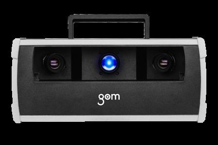 3D optický skener GOM ATOS Capsule