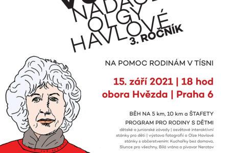 Běh dobré vůle nadace Olgy Havlové