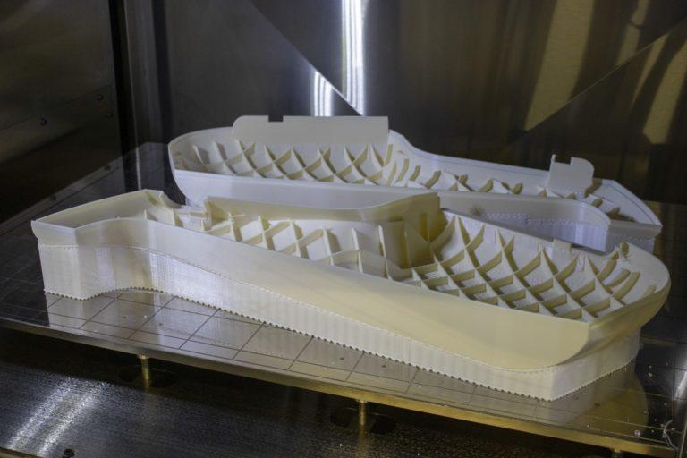 3D tisk obalu na saxofon
