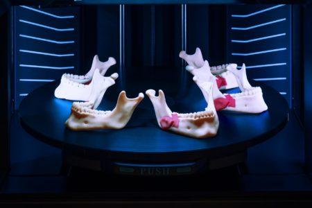 3D tisk modelů kostí