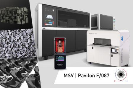 3D technologie na MSV